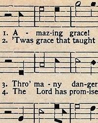 Shape Note Singing