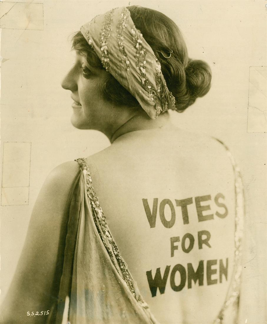 Opening Reception: Votes . . . for Women?