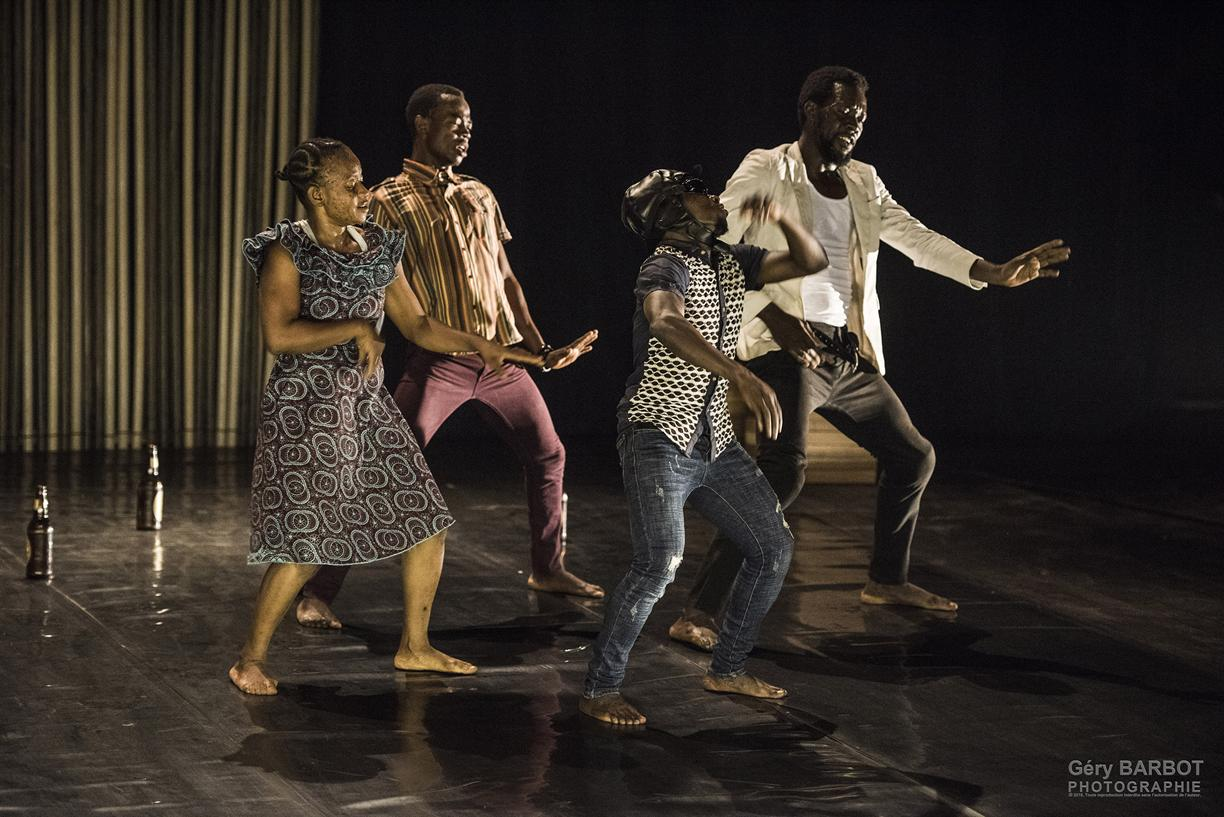 Baker & Tarpaga Dance Project: When Birds Refused to Fly