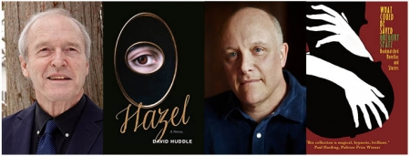 David Huddle and Gregory Spatz Book Release Reading