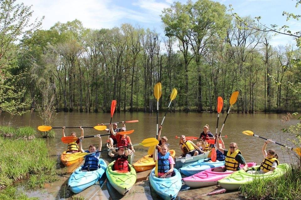 Beginner Kayak