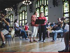 Lionel Hampton School of Music Room Calendars