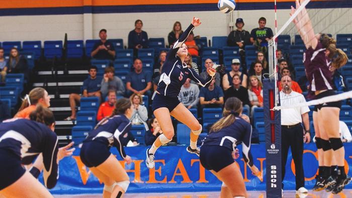 Volleyball vs North Park University